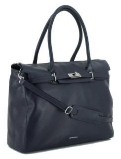 02377735f44dc GiGi Fratelli Businesstasche Leder Navy Blau - Bags   more