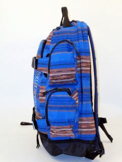 Burton Distortion Schultasche la sky heather