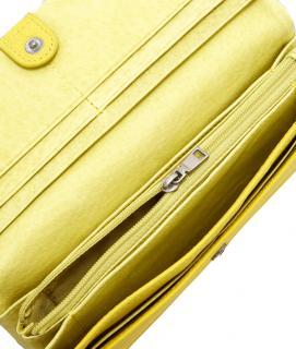 998d47a179b69 Liebeskind Geldbörse SlamF8 Vintage lime zest gelb - Bags   more