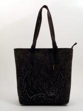 l credi tasche strass tigerkopf bags more. Black Bedroom Furniture Sets. Home Design Ideas