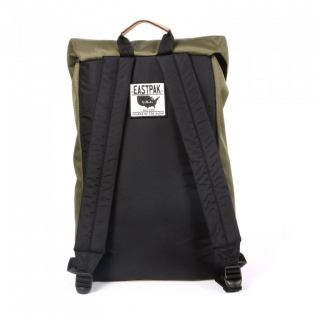 Eastpak Rowlo Schulrucksack into the out grün