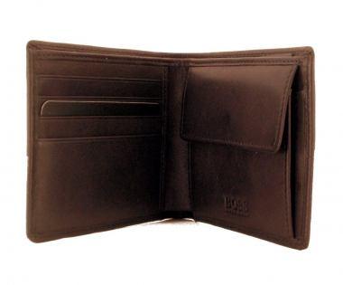 geldb rse hugo boss berkol schwarz genarbt bags more. Black Bedroom Furniture Sets. Home Design Ideas