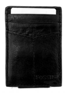 Fossil Magnet Geldspange Ingram Mag Multi Black