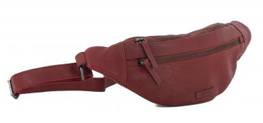 !!!Bauchtasche dunkelrot 365 d.a.y.s Tony Red Vintage