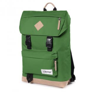 !!!Eastpak Rowlo Schulrucksack into the out grün