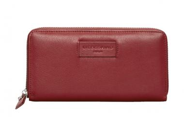 b4e6472431c5 Lederbörse Liebeskind SallyE9 Italian Red Leder rot Ziparound - Bags ...