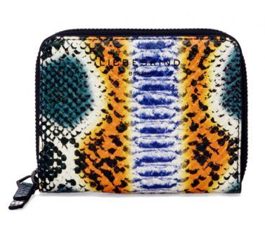 b6140b16ecef8 Liebeskind Geldbörse ConnyS7 Colored Snake Bunt - Bags   more