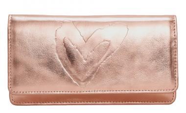 1efd0b73e35a Liebeskind Geldbörse Leder Slam8V rose gold metallic foil - Bags   more