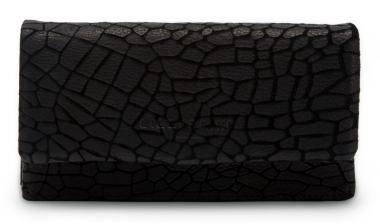 56e43b5f2f33 Liebeskind SlamR Portmonee Dry Earth Ninja Black Schwarz - Bags   more