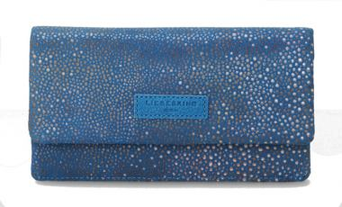 0a2ab2d47f82 Liebeskind SlamS7 Portmonee Stingray Tupfen Sea Blue - Bags   more