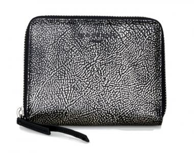 768d85ff53e42 Liebeskind Zipbörse ConnyW7 Metallic Antic Silver - Bags   more