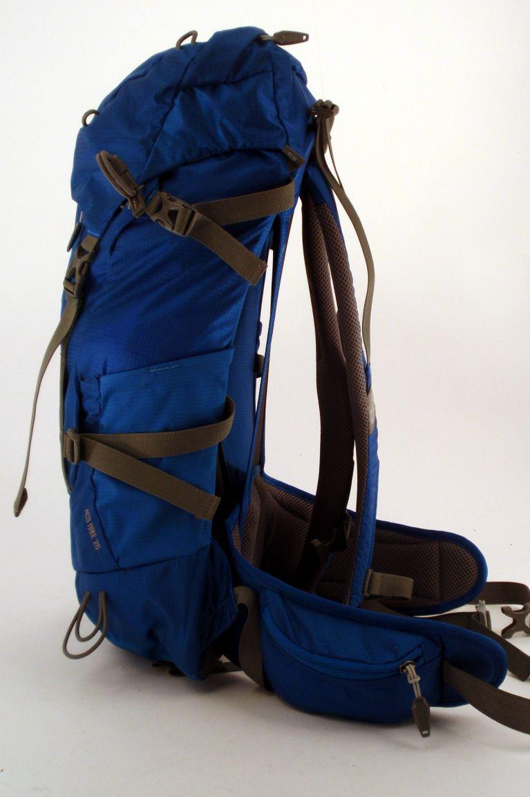 jack wolfskin rucksack mit r ckennetz acs hike 26 pack grau bags more. Black Bedroom Furniture Sets. Home Design Ideas