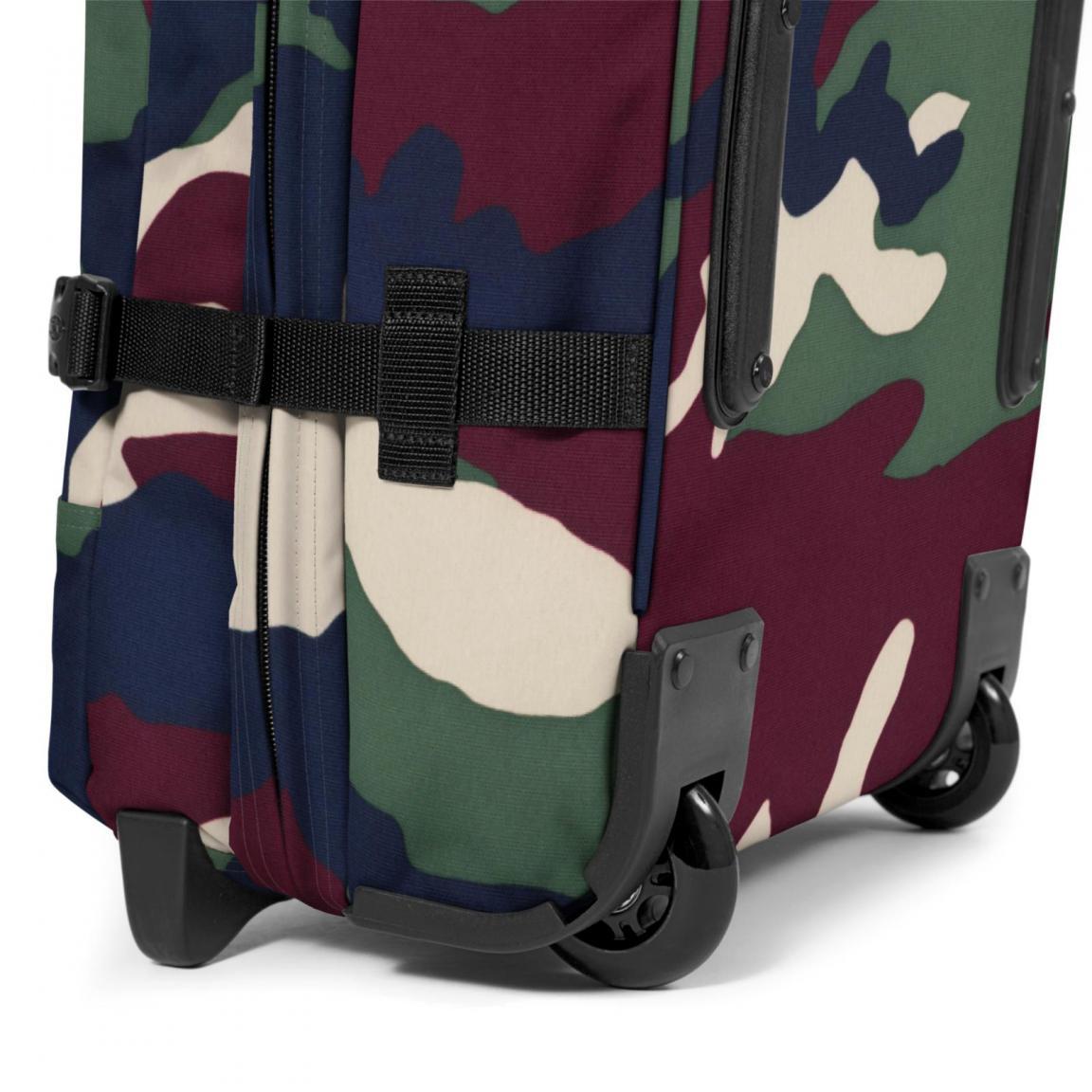 1bda60fc61573 Eastpak TranverzL Koffertasche Camo Green Camoflage Rot - Bags   more