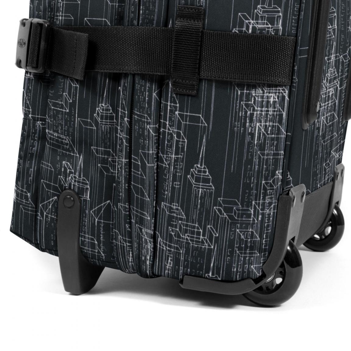 256c115f57fbe Eastpak TranverzL Koffertasche Coal dunkelgrün - Bags   more