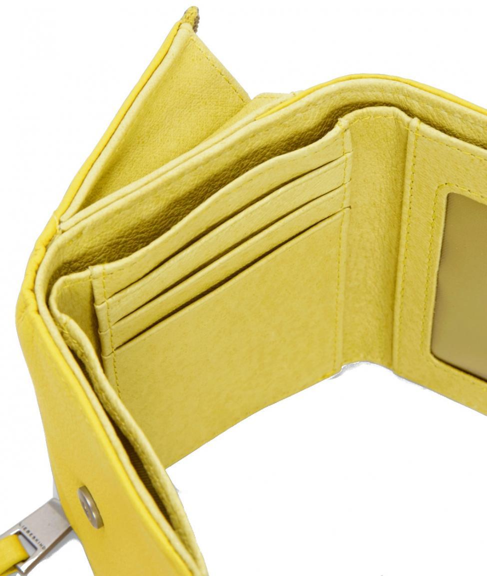 daadee28e3ccf Liebeskind Geldbörse PablaF8 Vintage lime zest gelb - Bags   more