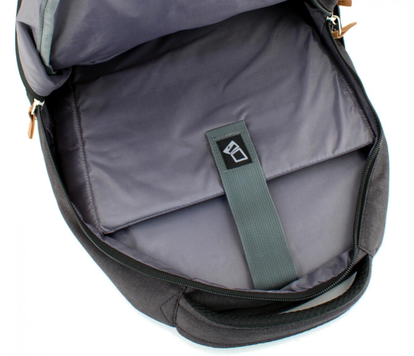travelite rucksack neopak laptopfach marine blau bags more. Black Bedroom Furniture Sets. Home Design Ideas