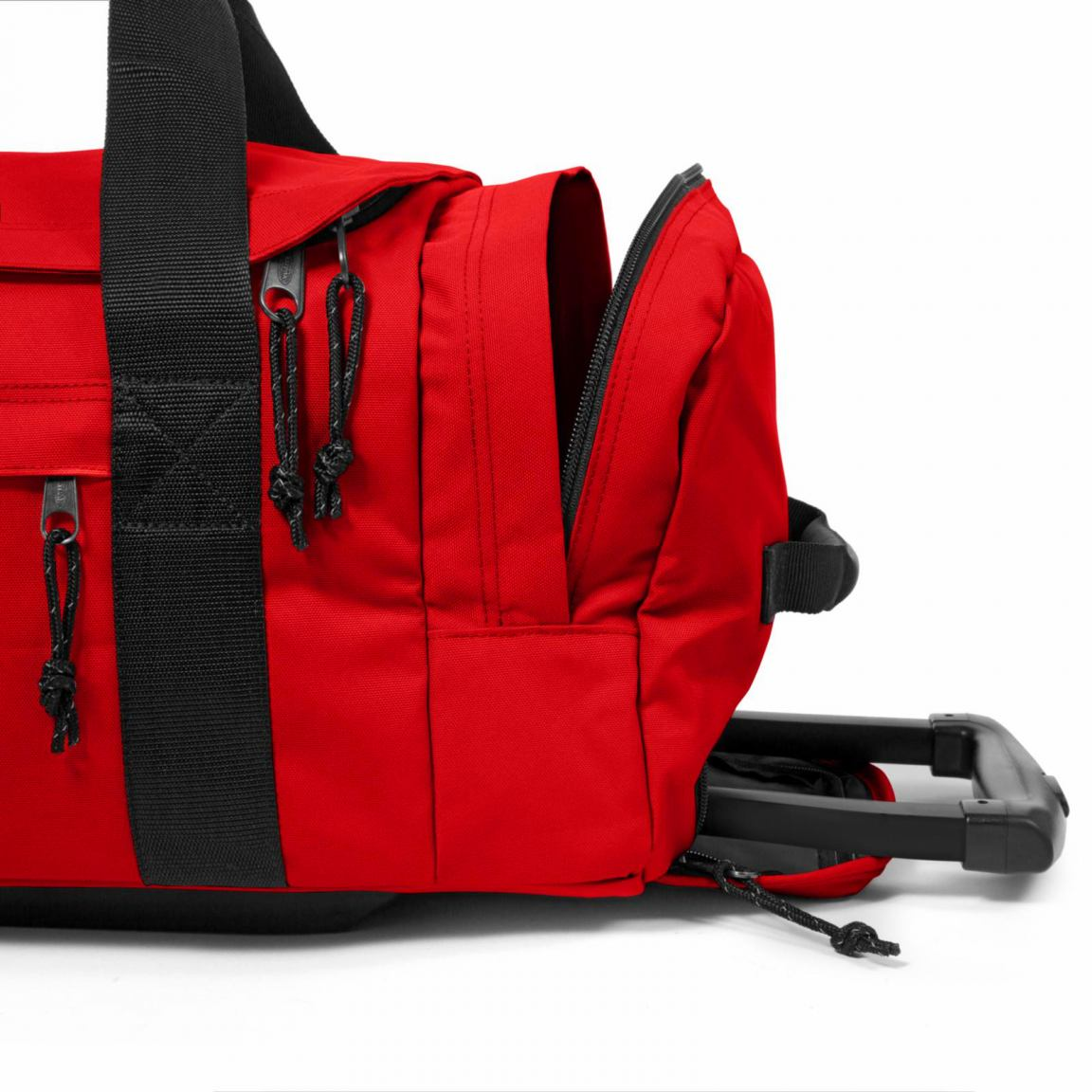 9525e19aa0722 Eastpak Leatherface S Reisetrolley Bush Khaki dunkelgrün - Bags   more