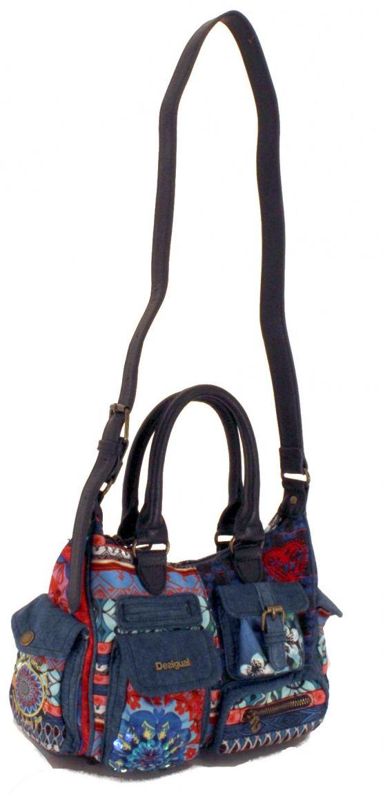 0f8b1fdb1a0f8 Desigual Handtasche Bols Indian Galactic London Mini Detailfoto, zeigt  eventuell nicht die Originalfarbe