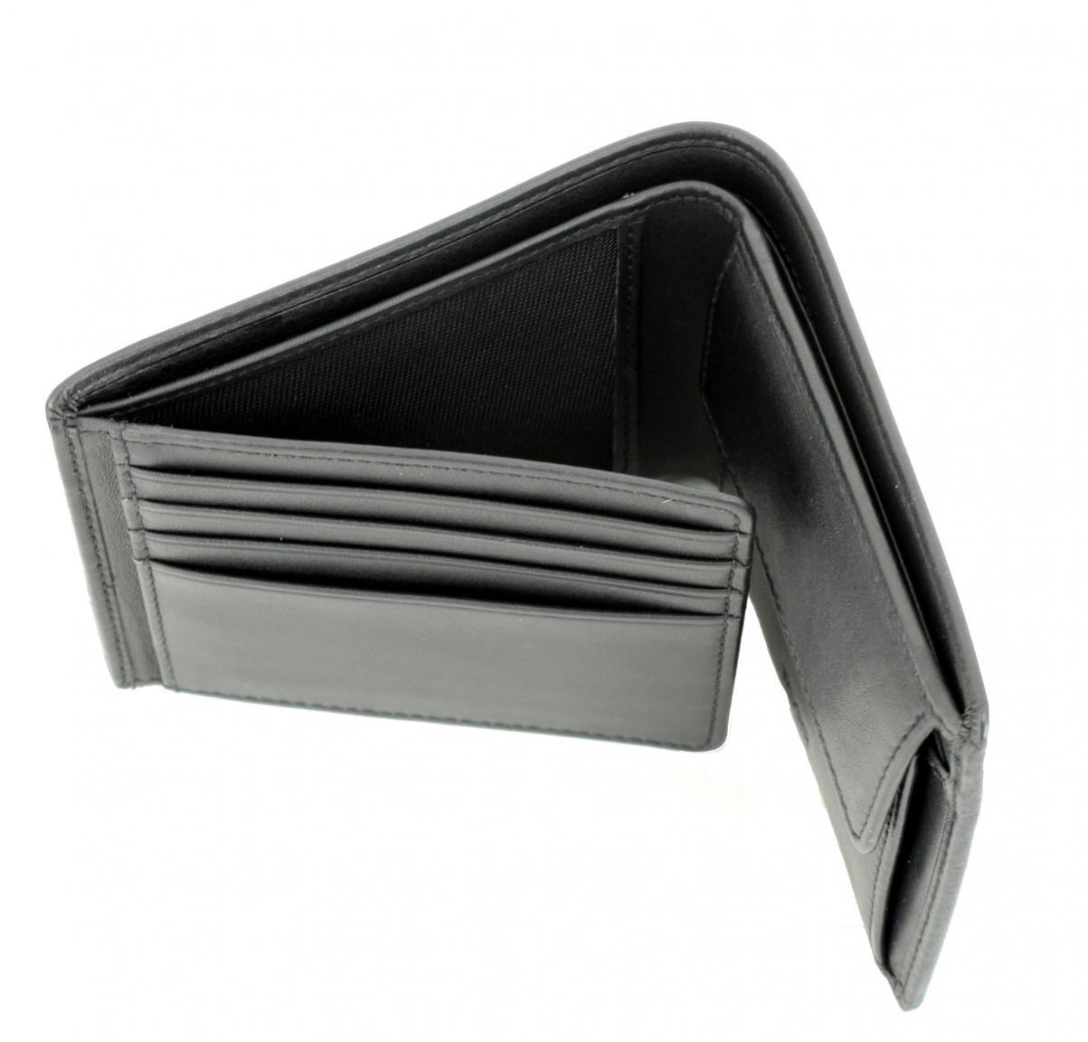 hugo boss portemonnaie majestic s trifold schwarz bags. Black Bedroom Furniture Sets. Home Design Ideas