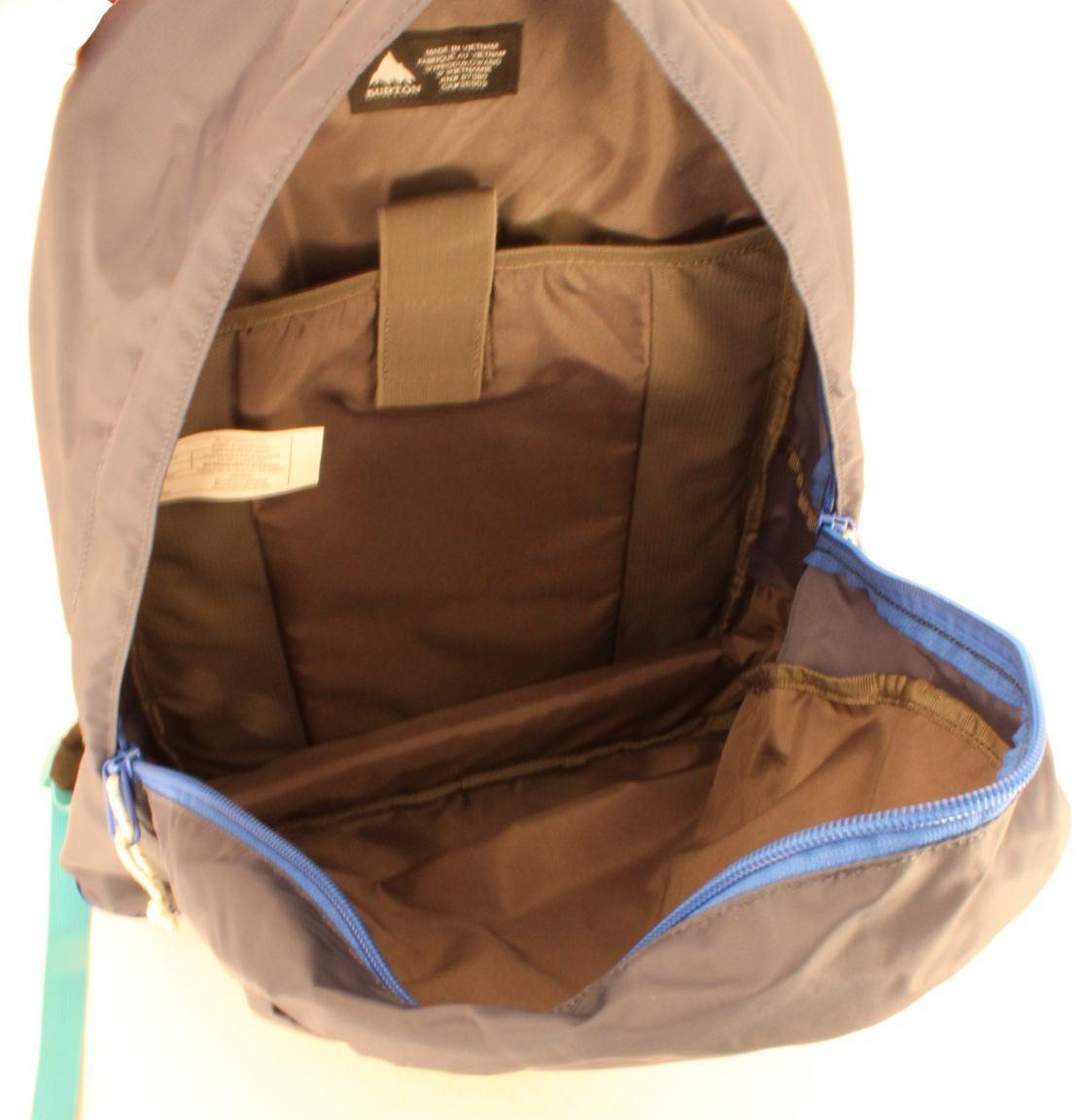 ca2ade9812c14 Schulrucksack Burton Kettle Pack Blumenprint schwarz 20 Liter - Bags ...