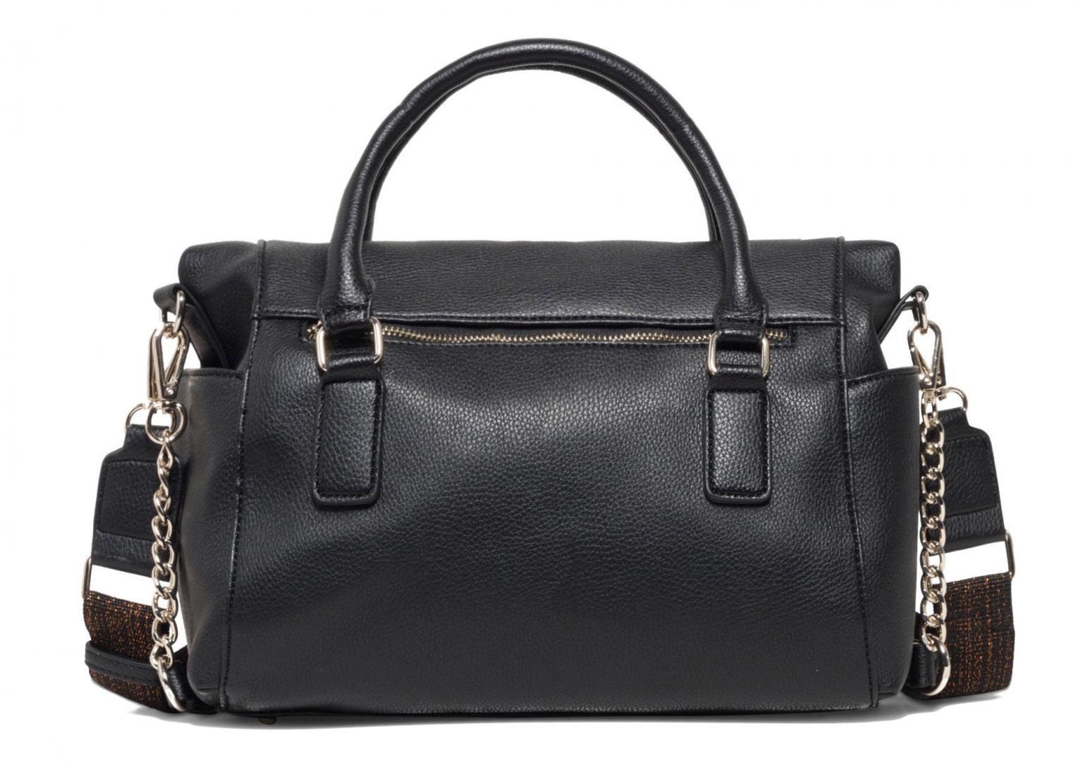 de627b254c9 Desigual Henkeltasche Dark Amber Loverty schwarz bestickt - Bags   more