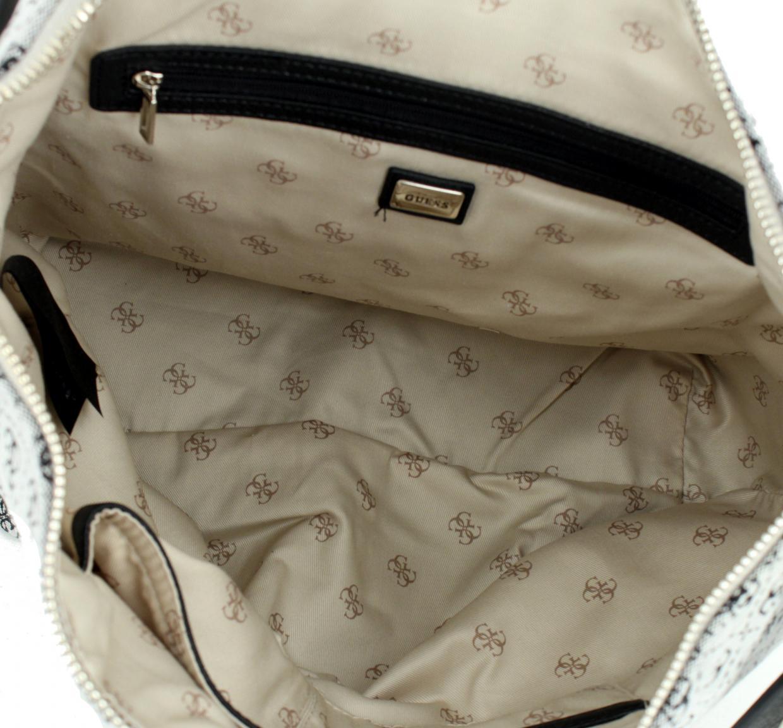 63e5f68e32238 Beuteltasche Vintage Hobo Black Guess schwarz gewebt - Bags   more