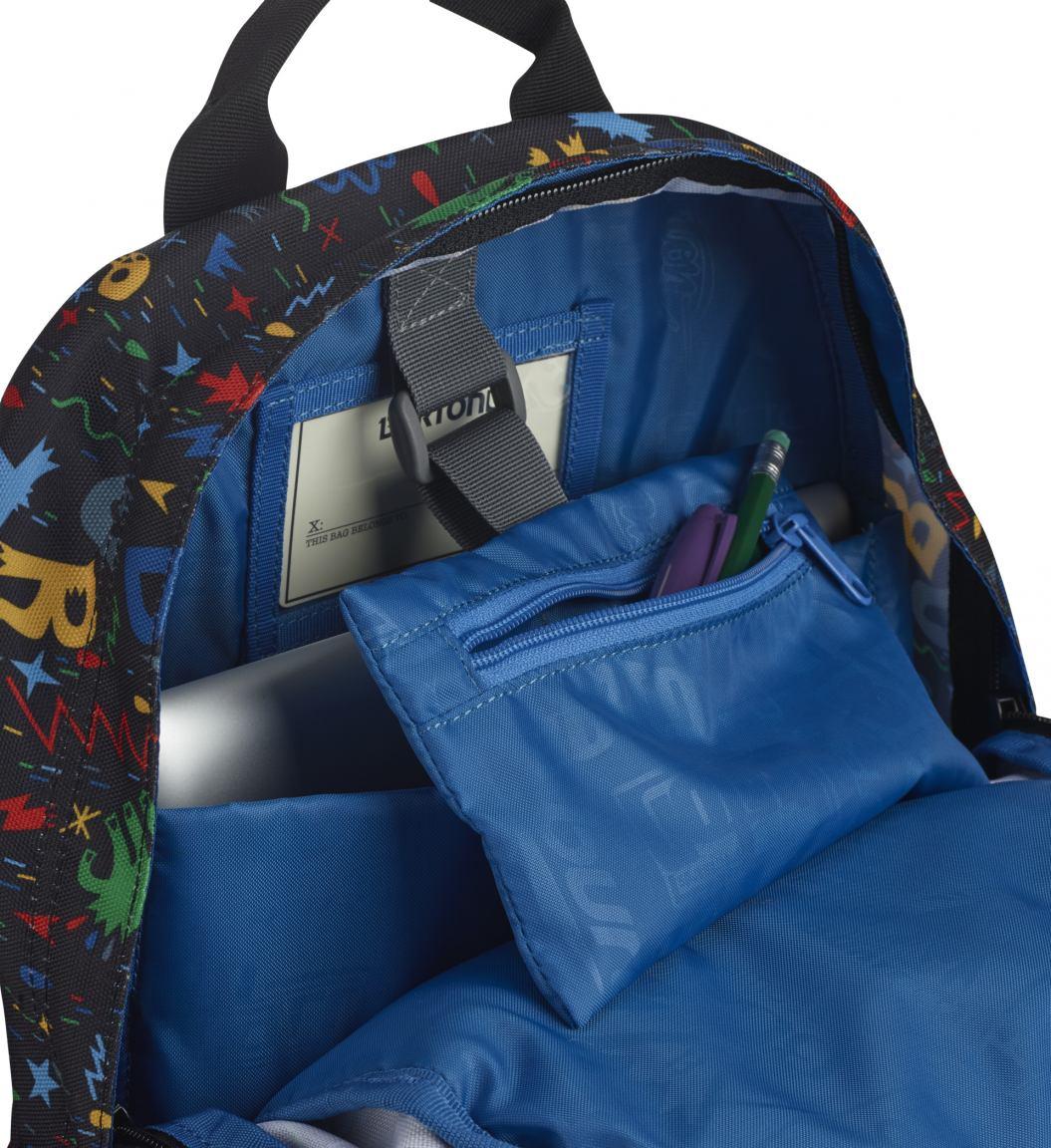Kinderrucksack Burton YTH Emphasis Backpacker Camping blau