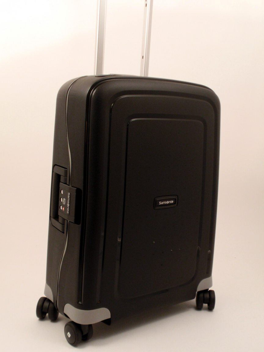 4-Rad Handgepäktrolley 55cm Samsonite S Cure