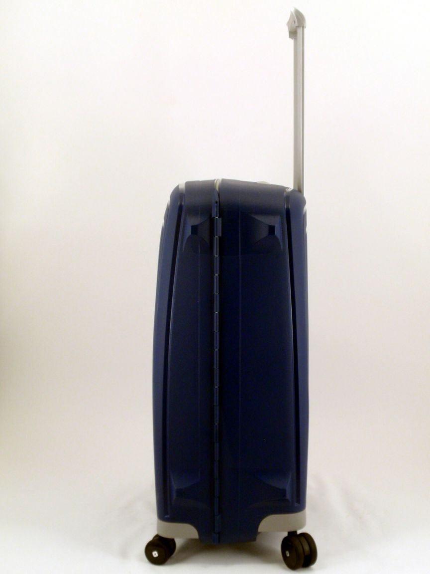 4-Rad Trolley 69cm Samsonite S Cure blau