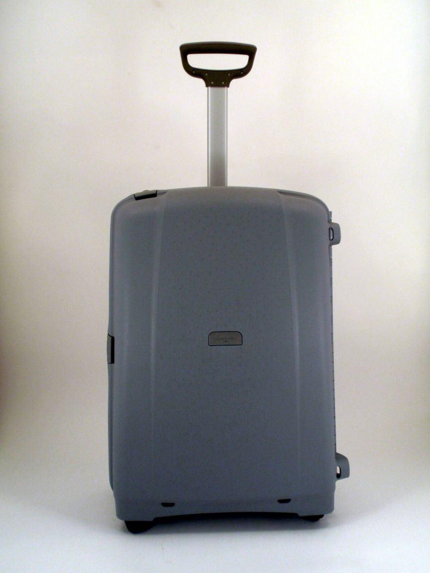 samsonite aeris koffer 75cm schwarz bags more. Black Bedroom Furniture Sets. Home Design Ideas