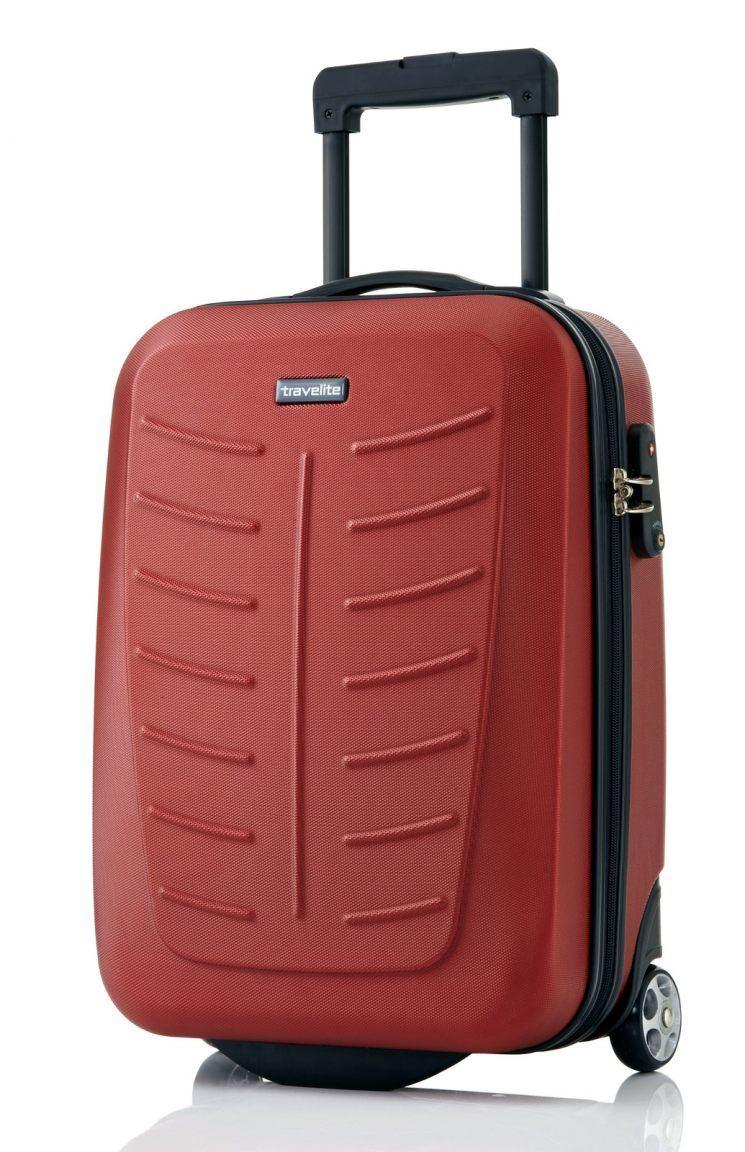 handgep ck trolley travelite robusto koralle bags more. Black Bedroom Furniture Sets. Home Design Ideas