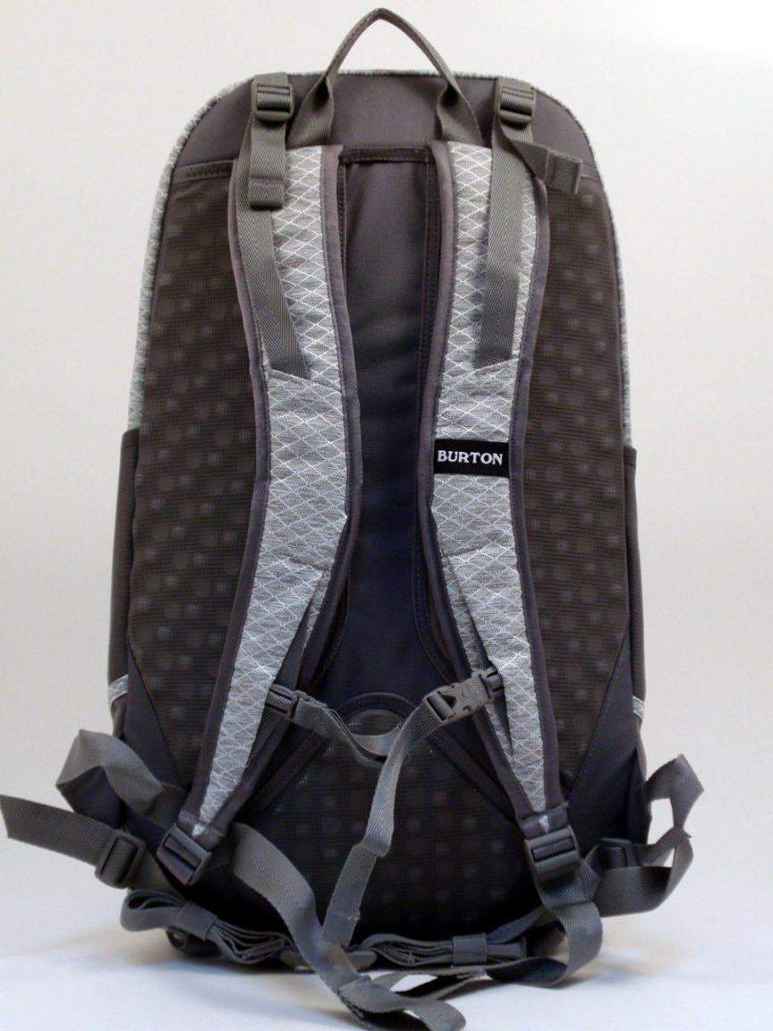 burton bravo pack rucksack mit r ckenbel ftung t rkis