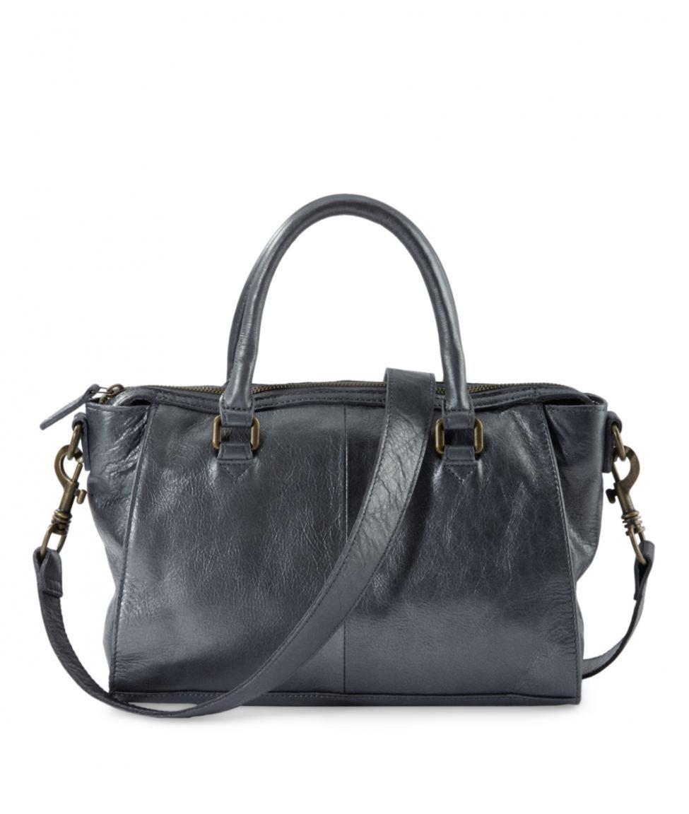 liebeskind molly glossy tasche leder grau gl nzend bags. Black Bedroom Furniture Sets. Home Design Ideas