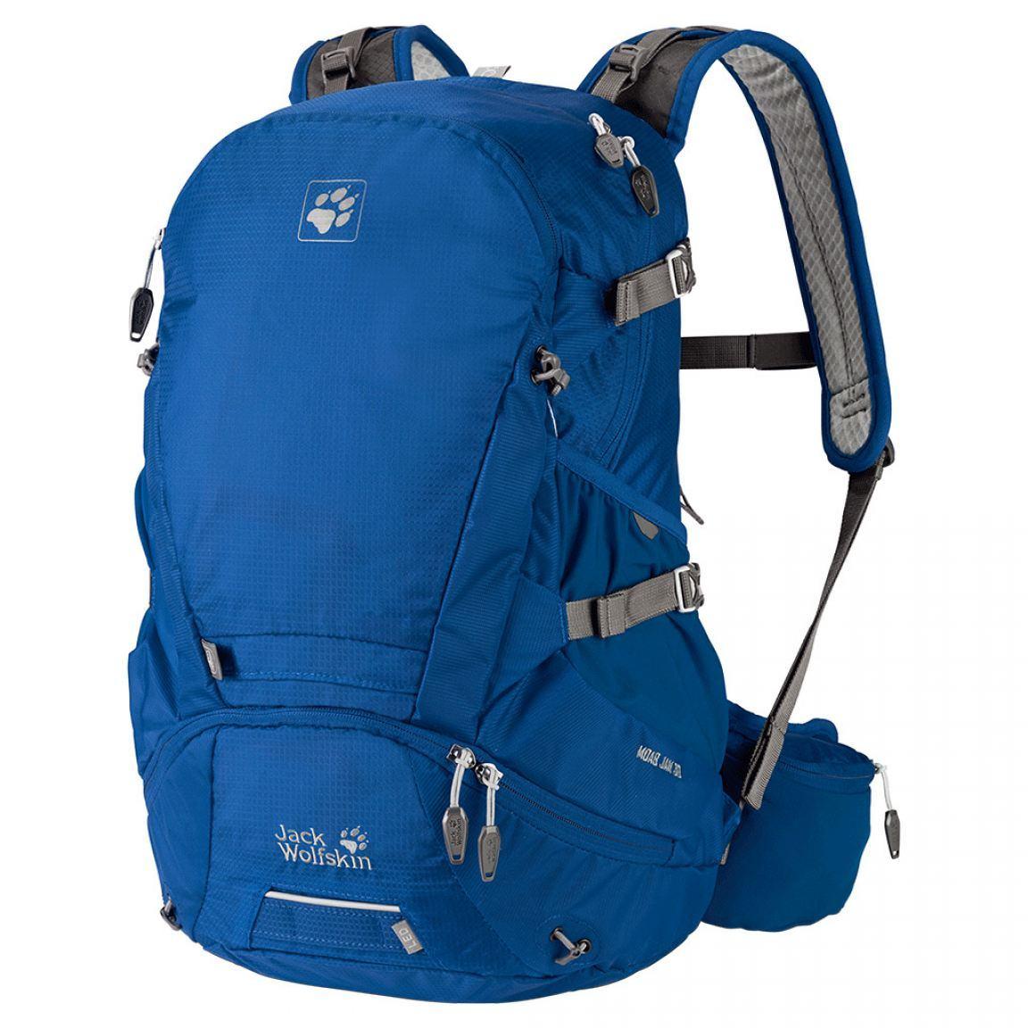 Rucksack Jack Wolfskin Daypack Moab Jam 30 classic blue ...