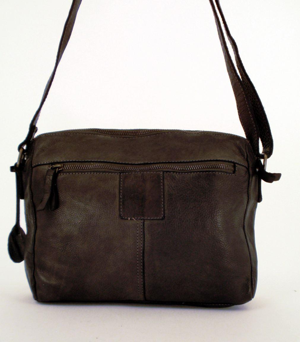 harbour 2nd crossover tasche aus rindleder grau bags more. Black Bedroom Furniture Sets. Home Design Ideas