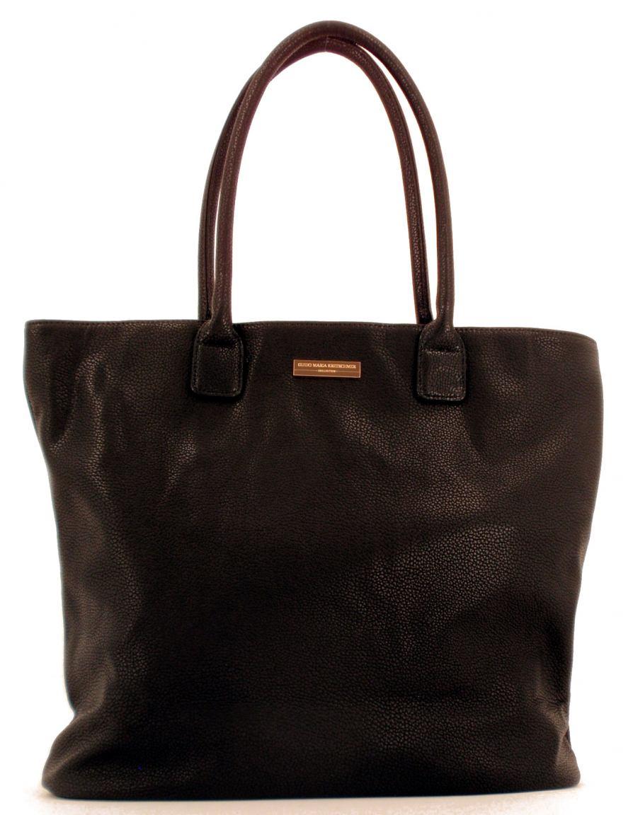 shopper guido maria kretschmer amelie schwarz bags more. Black Bedroom Furniture Sets. Home Design Ideas