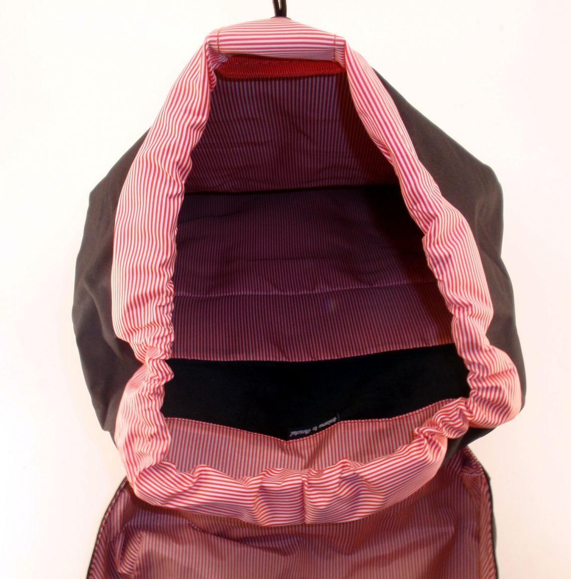 herschel little america rucksack grau bags more. Black Bedroom Furniture Sets. Home Design Ideas