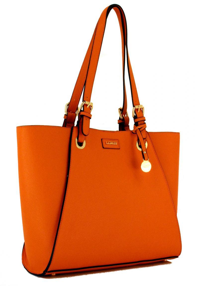 shopper innentasche l credi freundin antje orange bags. Black Bedroom Furniture Sets. Home Design Ideas