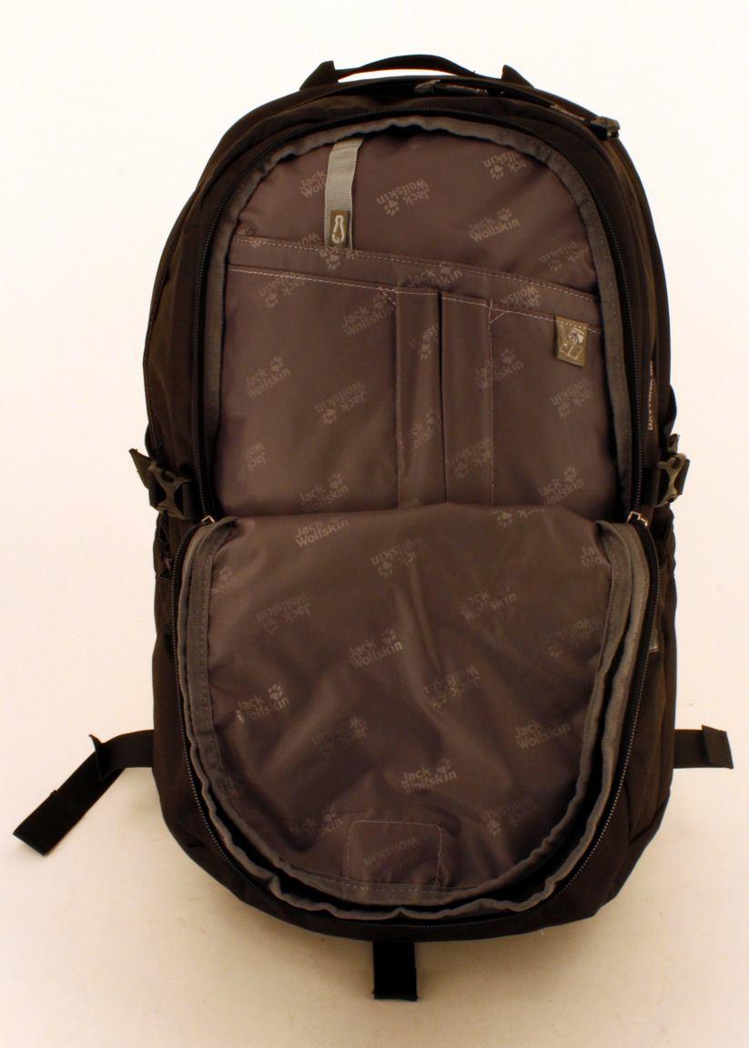 jack wolfskin rucksack daytona 30 burnt olive bags more. Black Bedroom Furniture Sets. Home Design Ideas
