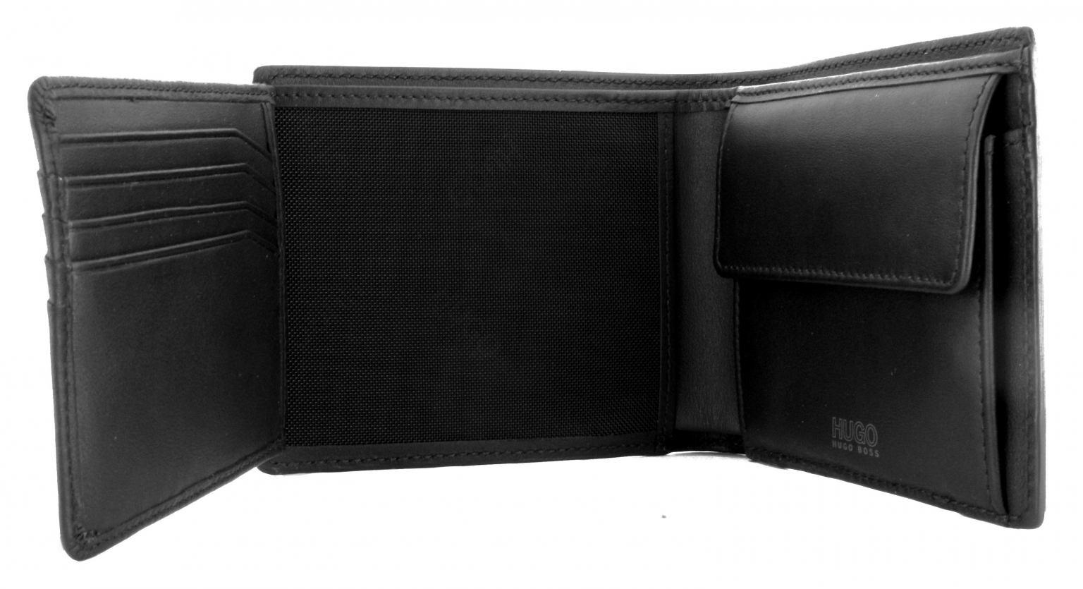 0d8a26a106101 Hugo Boss Dollarvisit Digital Trifold (schwarz) - Bags   more