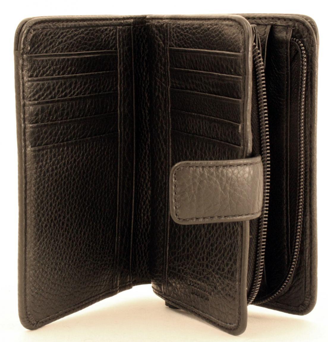 05539f80c5274 Coccinelle Geldbörse Leder Nero Schwarz - Bags   more
