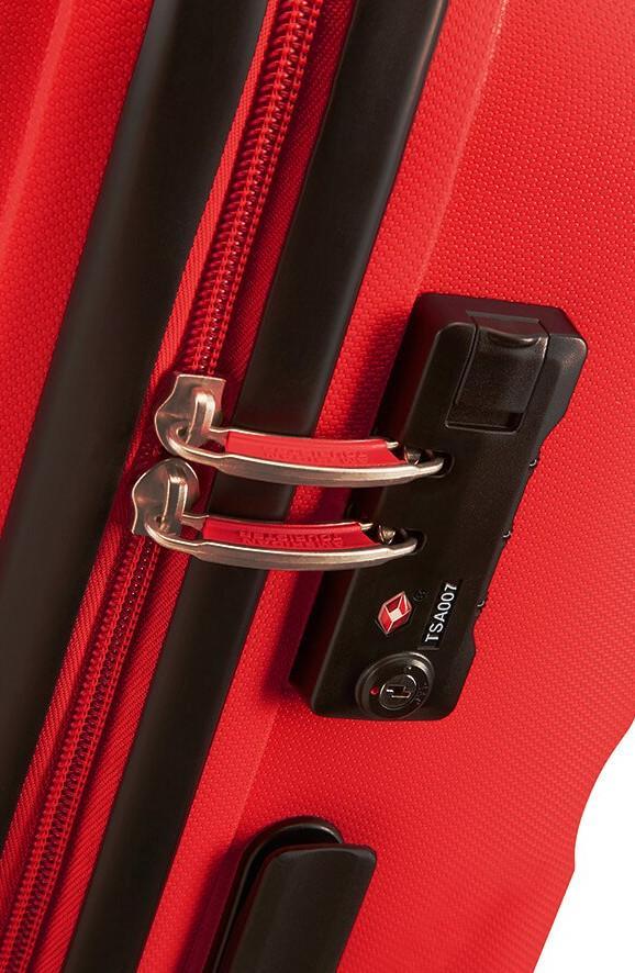 American Tourister Bon Air Schalenkoffer M magma red