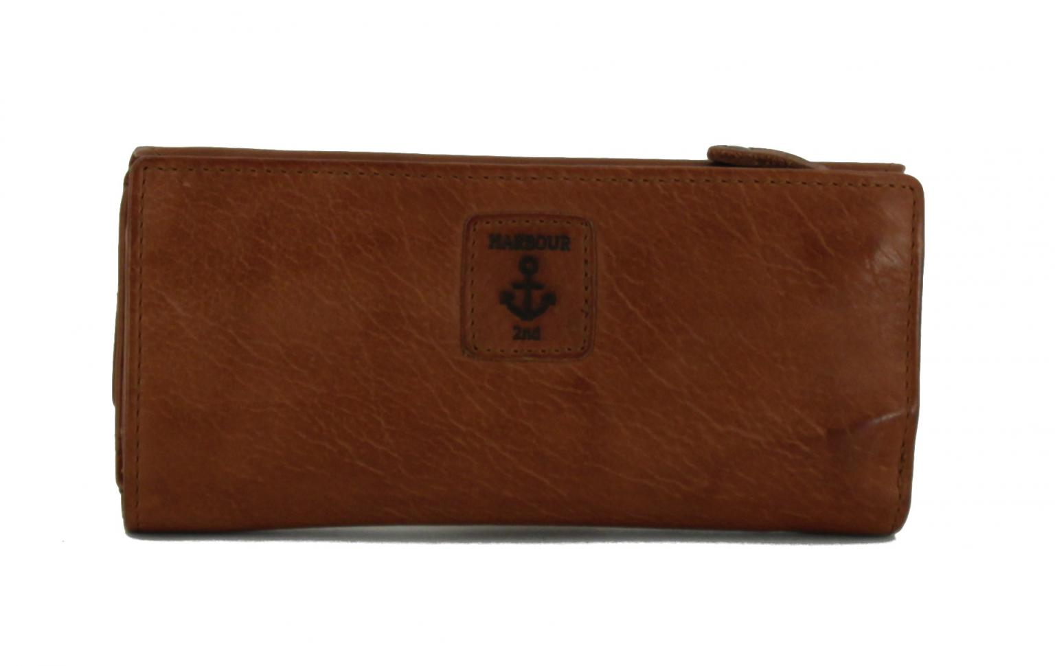 Brieftasche Fayette Navy Harbour 2nd dunkelblau Vintage Damen