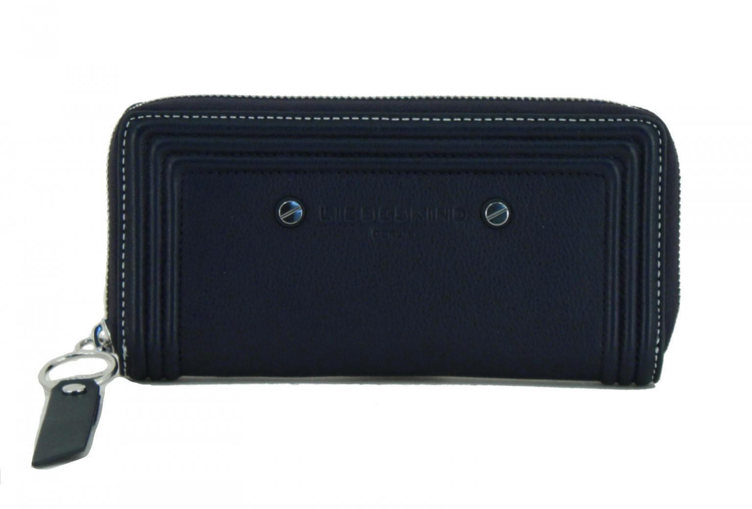 Brieftasche Liebeskind MZSallyH8 vintage dunkelblau navy