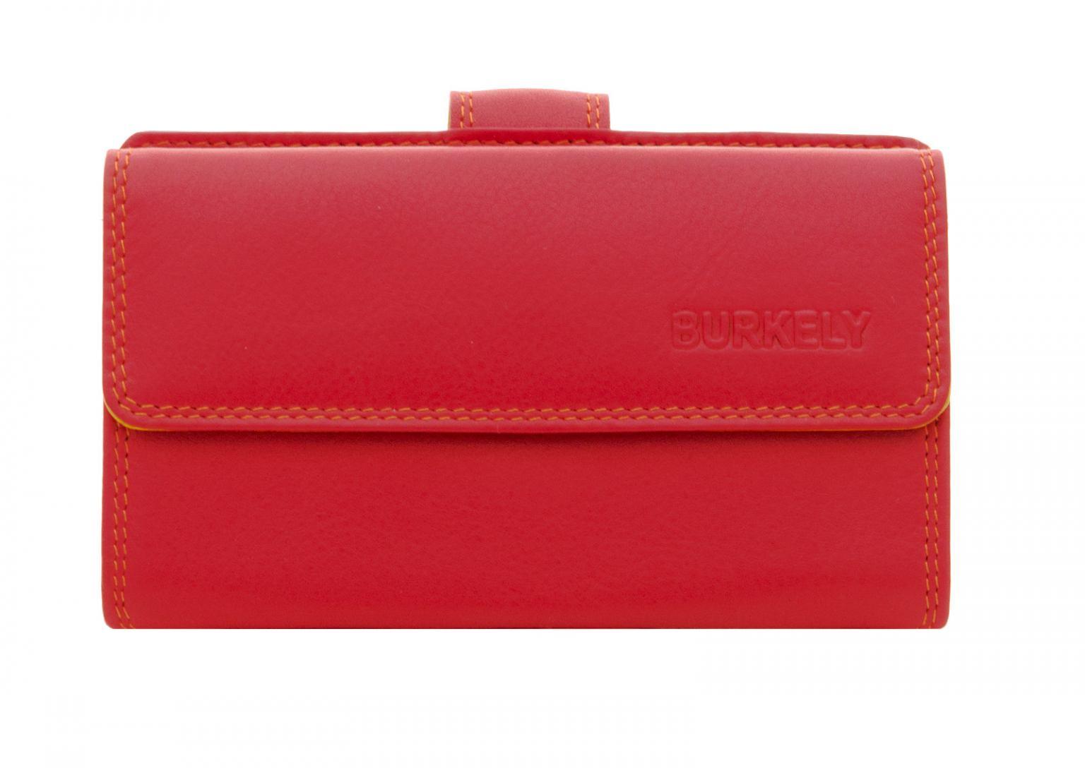Burkely RED/MULTI Geldtasche (rot)