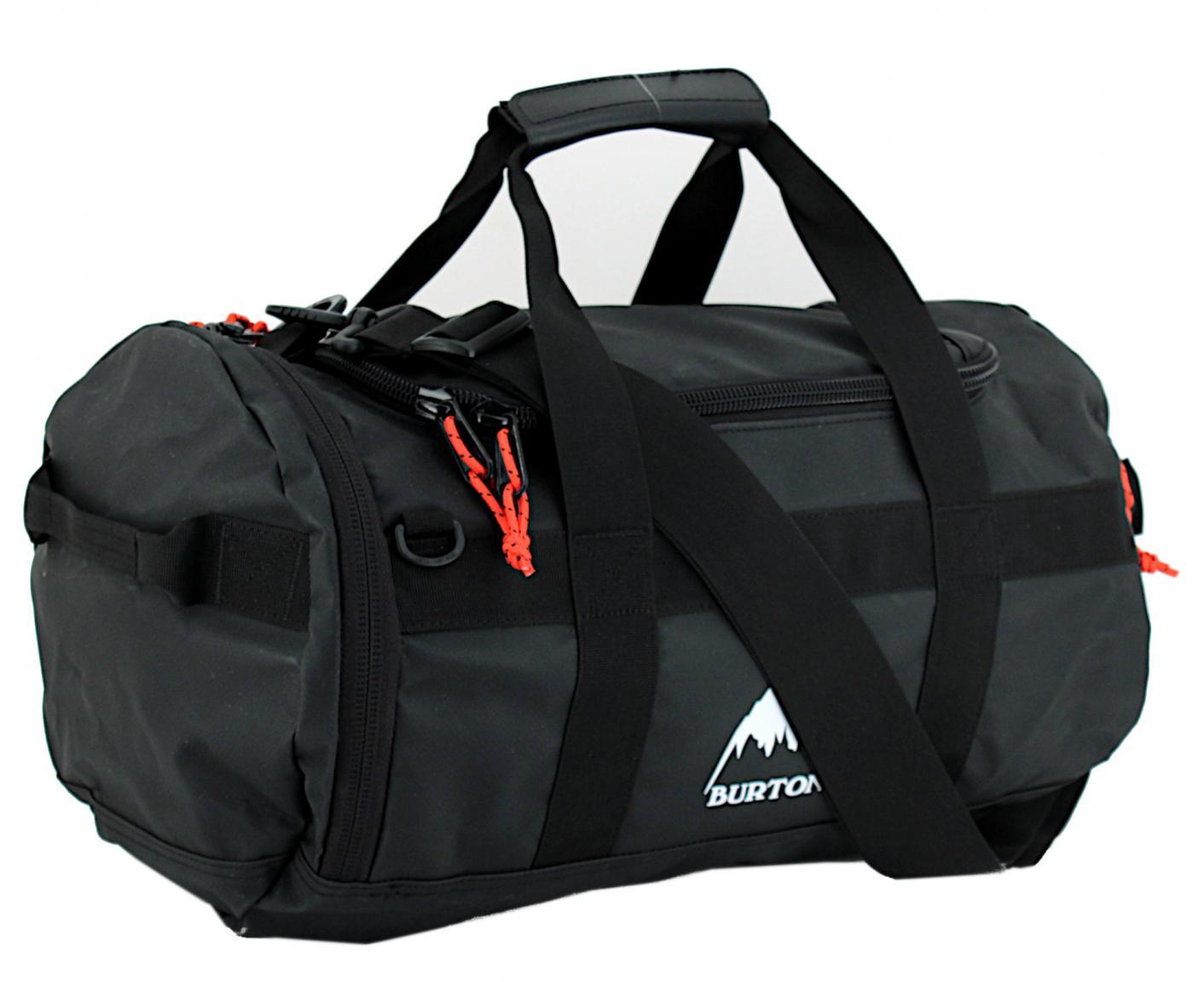 burton backhill duff xs sporttasche rucksack schwarz true black bags more. Black Bedroom Furniture Sets. Home Design Ideas