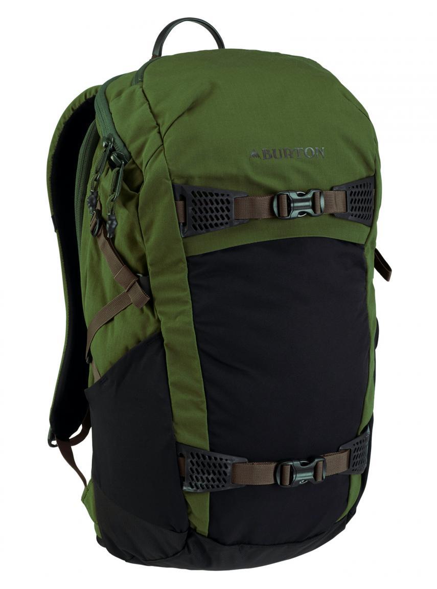 beb228322ab71 Burton Rucksack Day Hiker 31L rifle green ripstop - Bags   more
