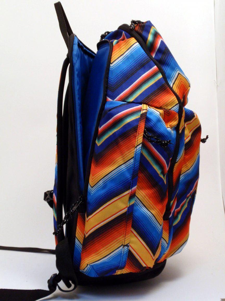 Burton Cadet Pack knit print