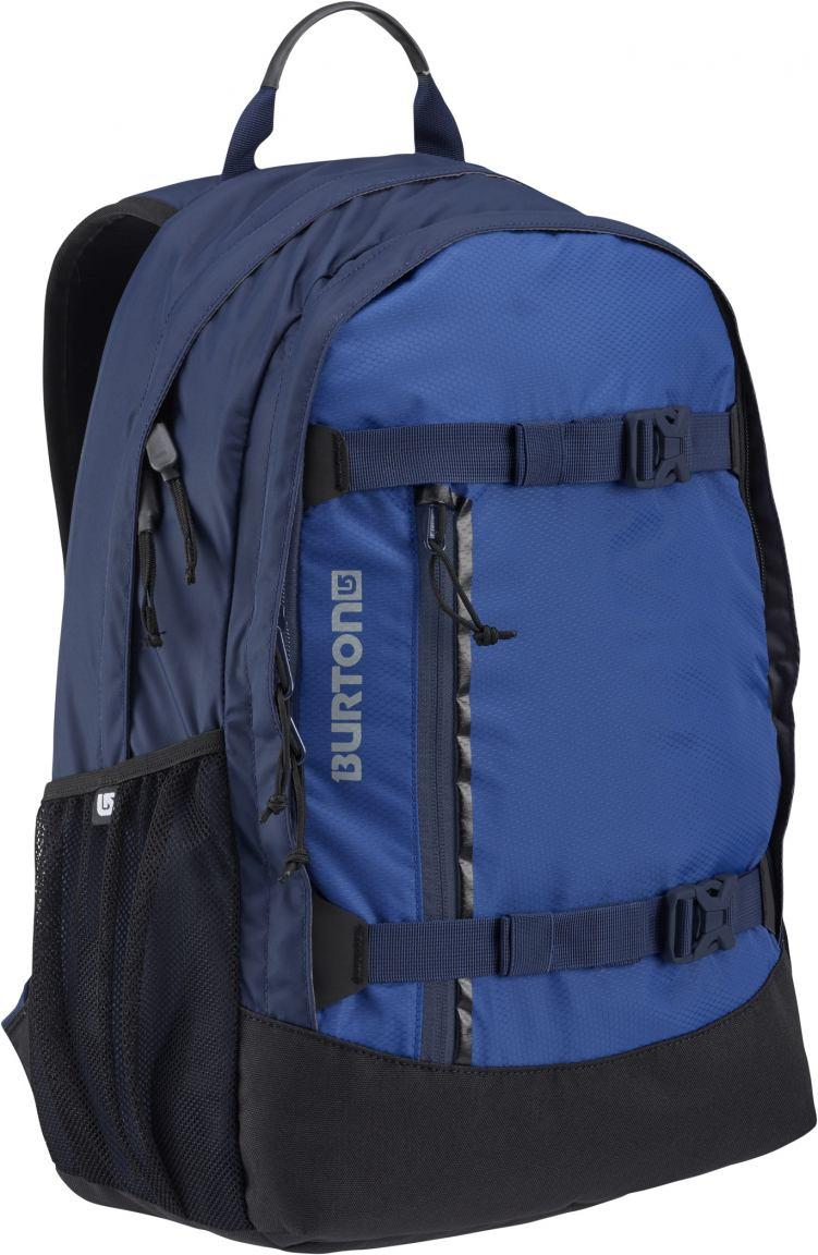 Burton Day Hiker Pack Rucksack Eclipse Honeycomb (Blau)
