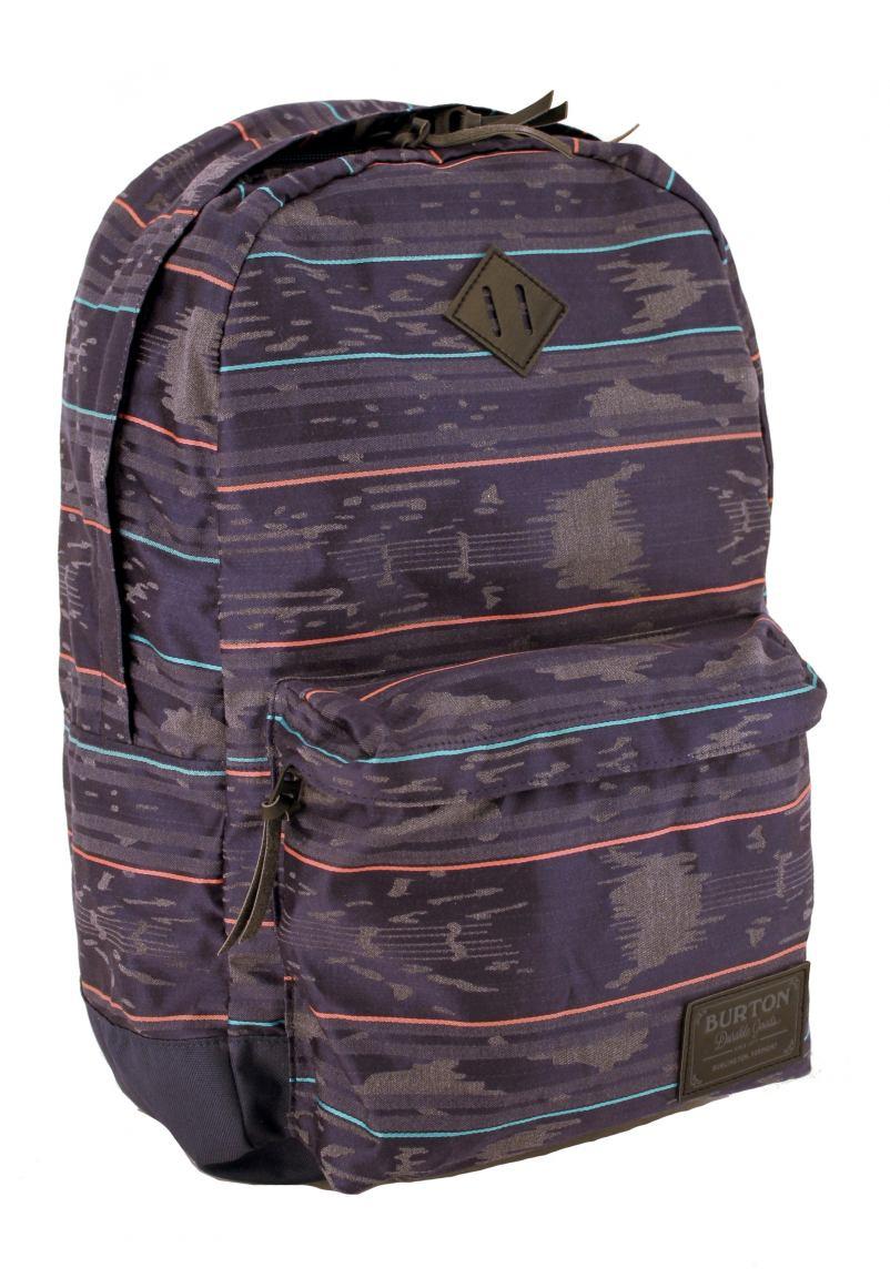 Burton Kettle Pack Day Pack Rucksack Blau Guatikat Yarn Dye
